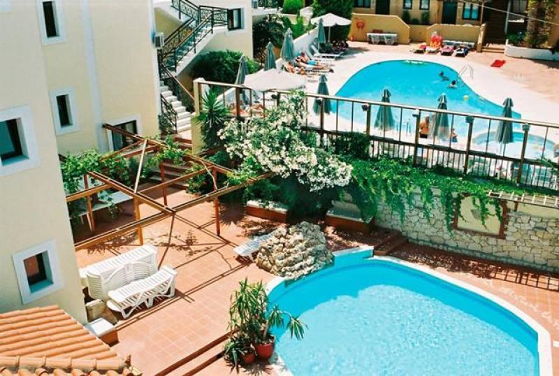 Appartementen Porto Greco - Chersonissos - Heraklion Kreta